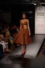 Model walk the ramp for Neha Agarwal at LFW 2014 Day 6 on 24th Aug 2014 (112)_53fc92381c216.JPG