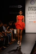 Model walk the ramp for Neha Agarwal at LFW 2014 Day 6 on 24th Aug 2014 (127)_53fc924a7efd1.JPG