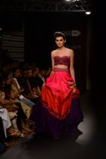 Model walk the ramp for Neha Agarwal at LFW 2014 Day 6 on 24th Aug 2014 (132)_53fc924fbc3df.JPG