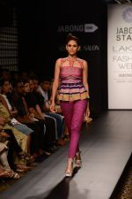 Model walk the ramp for Neha Agarwal at LFW 2014 Day 6 on 24th Aug 2014 (14)_53fc91fb2f466.JPG
