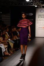 Model walk the ramp for Neha Agarwal at LFW 2014 Day 6 on 24th Aug 2014 (2)_53fc91ebe1324.JPG