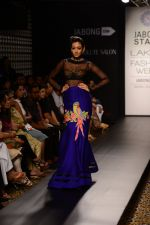 Model walk the ramp for Neha Agarwal at LFW 2014 Day 6 on 24th Aug 2014 (20)_53fc92022379d.JPG
