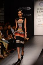 Model walk the ramp for Neha Agarwal at LFW 2014 Day 6 on 24th Aug 2014 (27)_53fc920a0a8cc.JPG