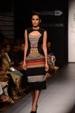Model walk the ramp for Neha Agarwal at LFW 2014 Day 6 on 24th Aug 2014 (28)_53fc920b18916.JPG