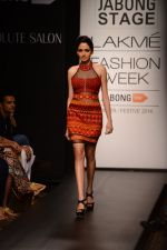 Model walk the ramp for Neha Agarwal at LFW 2014 Day 6 on 24th Aug 2014 (30)_53fc920d40335.JPG