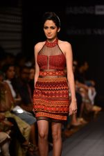 Model walk the ramp for Neha Agarwal at LFW 2014 Day 6 on 24th Aug 2014 (35)_53fc9212c5fe6.JPG