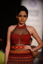 Model walk the ramp for Neha Agarwal at LFW 2014 Day 6 on 24th Aug 2014 (36)_53fc9213de1cc.JPG