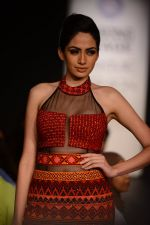 Model walk the ramp for Neha Agarwal at LFW 2014 Day 6 on 24th Aug 2014 (37)_53fc92152e1e3.JPG
