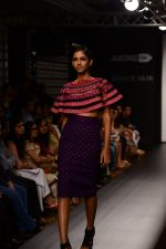 Model walk the ramp for Neha Agarwal at LFW 2014 Day 6 on 24th Aug 2014 (4)_53fc91ee1e255.JPG