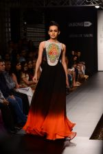 Model walk the ramp for Neha Agarwal at LFW 2014 Day 6 on 24th Aug 2014 (42)_53fc921aca4bb.JPG