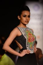 Model walk the ramp for Neha Agarwal at LFW 2014 Day 6 on 24th Aug 2014 (43)_53fc921be73f1.JPG