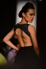 Model walk the ramp for Neha Agarwal at LFW 2014 Day 6 on 24th Aug 2014 (47)_53fc922121bf5.JPG
