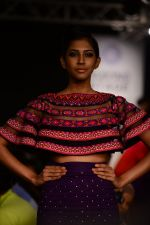 Model walk the ramp for Neha Agarwal at LFW 2014 Day 6 on 24th Aug 2014 (6)_53fc91f124787.JPG