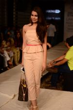 Model walk the ramp for Neha Agarwal at LFW 2014 Day 6 on 24th Aug 2014 (96)_53fc9224b370c.JPG