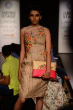 Model walk the ramp for Neha Agarwal at LFW 2014 Day 6 on 24th Aug 2014 (105)_53fc922f9b3c2.JPG