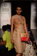 Model walk the ramp for Neha Agarwal at LFW 2014 Day 6 on 24th Aug 2014 (106)_53fc9230bb064.JPG