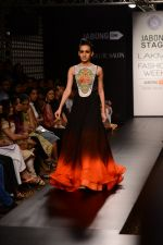 Model walk the ramp for Neha Agarwal at LFW 2014 Day 6 on 24th Aug 2014 (41)_53fc9219b2e61.JPG