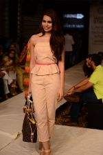 Model walk the ramp for Neha Agarwal at LFW 2014 Day 6 on 24th Aug 2014 (94)_53fc922255903.JPG