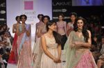 Nargis Fakhri walk the ramp for Anushree Reddy at LFW 2014 Day 5 on 23rd Aug 2014 (47)_53fc8fb8a97de.JPG