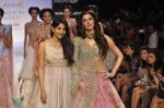 Nargis Fakhri walk the ramp for Anushree Reddy at LFW 2014 Day 5 on 23rd Aug 2014 (52)_53fc8fbfe175d.JPG