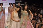 Nargis Fakhri walk the ramp for Anushree Reddy at LFW 2014 Day 5 on 23rd Aug 2014 (56)_53fc8fc4d09cc.JPG