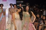 Nargis Fakhri walk the ramp for Anushree Reddy at LFW 2014 Day 5 on 23rd Aug 2014 (57)_53fc8fc67ce05.JPG