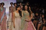 Nargis Fakhri walk the ramp for Anushree Reddy at LFW 2014 Day 5 on 23rd Aug 2014 (60)_53fc8fca46311.JPG