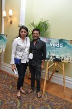 Bhavna Talwar, producer of the film Veda along with director of _Veda_ Onir_53fdd8d14bc65.JPG