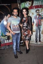 Emraan Hashmi, Humaima Malik at Raja Natwarlal Special Screening in Sunny Super Sound on 26th Aug 2014 (53)_53fe060fefd54.JPG
