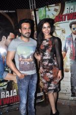 Emraan Hashmi, Humaima Malik at Raja Natwarlal Special Screening in Sunny Super Sound on 26th Aug 2014 (55)_53fe0611332be.JPG