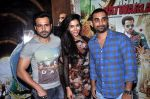 Emraan Hashmi, Humaima Malik, Kunal Deshmukh at Raja Natwarlal Special Screening in Sunny Super Sound on 26th Aug 2014 (48)_53fe06582b9d9.JPG