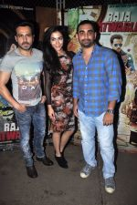 Emraan Hashmi, Humaima Malik, Kunal Deshmukh at Raja Natwarlal Special Screening in Sunny Super Sound on 26th Aug 2014 (50)_53fe065978f01.JPG