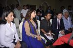 Juhi Chawla, Onir at the Muhurat of the film _Veda_ in Taj, Mumbai on 26th Aug 2014 (21)_53fdd8d864115.JPG