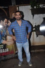 Kunal Deshmukh at Raja Natwarlal Special Screening in Sunny Super Sound on 26th Aug 2014 (27)_53fe065fb83a5.JPG