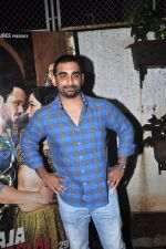 Kunal Deshmukh at Raja Natwarlal Special Screening in Sunny Super Sound on 26th Aug 2014 (28)_53fe0661cffb1.JPG