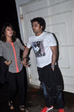 Mohit Suri, Udita Goswami at Raja Natwarlal Special Screening in Sunny Super Sound on 26th Aug 2014 (21)_53fe06ba9e71c.JPG