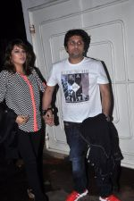 Mohit Suri, Udita Goswami at Raja Natwarlal Special Screening in Sunny Super Sound on 26th Aug 2014 (22)_53fe06bb9c1f7.JPG