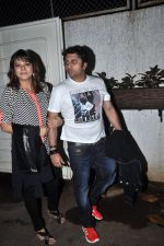 Mohit Suri, Udita Goswami at Raja Natwarlal Special Screening in Sunny Super Sound on 26th Aug 2014 (24)_53fe06bcd211e.JPG