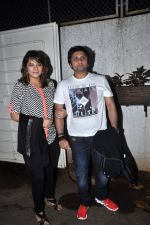 Mohit Suri, Udita Goswami at Raja Natwarlal Special Screening in Sunny Super Sound on 26th Aug 2014 (26)_53fe06be0de4c.JPG