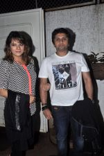 Mohit Suri, Udita Goswami at Raja Natwarlal Special Screening in Sunny Super Sound on 26th Aug 2014 (28)_53fe06ca2dddb.JPG