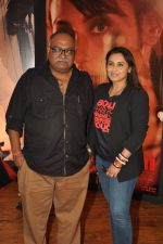 Rani Mukerji, Pradeep Sarkar at the Media meet of Mardaani in YRF on 26th Aug 2014 (25)_53fe071e0692f.JPG