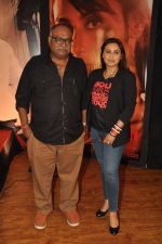 Rani Mukerji, Pradeep Sarkar at the Media meet of Mardaani in YRF on 26th Aug 2014 (31)_53fe072137627.JPG