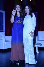 Raveena Tandon, Krishika Lulla at GR8 11th anniversary celebrations in Filmalaya on 26th Aug 2014 (56)_53fde420ac2eb.JPG