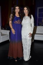 Raveena Tandon, Krishika Lulla at GR8 11th anniversary celebrations in Filmalaya on 26th Aug 2014 (60)_53fde422bad57.JPG