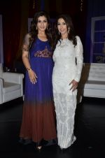 Raveena Tandon, Krishika Lulla at GR8 11th anniversary celebrations in Filmalaya on 26th Aug 2014 (61)_53fde423c6b9e.JPG