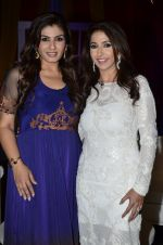 Raveena Tandon, Krishika Lulla at GR8 11th anniversary celebrations in Filmalaya on 26th Aug 2014 (63)_53fde424d0608.JPG