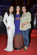 Raveena Tandon, Krishika Lulla, Anu Ranjan at GR8 11th anniversary celebrations in Filmalaya on 26th Aug 2014 (4)_53fde429ce83f.JPG