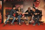 Tahir Raj Bhasin, Rani Mukerji, Pradeep Sarkar at the Media meet of Mardaani in YRF on 26th Aug 2014 (145)_53fe072c8cfe4.JPG