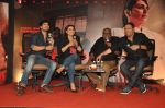 Tahir Raj Bhasin, Rani Mukerji, Pradeep Sarkar at the Media meet of Mardaani in YRF on 26th Aug 2014 (146)_53fe09a8b8c91.JPG
