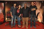 Tahir Raj Bhasin, Rani Mukerji, Pradeep Sarkar at the Media meet of Mardaani in YRF on 26th Aug 2014 (192)_53fe0733833e3.JPG